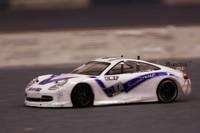 Porsche 911 GT3 #XrayX10-LV2 (Xray) - Luuk Racing Factory