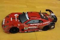 Nissan GTR #YokomoGT500-RS2 (Yokomo) - 2WD Team Vsetín