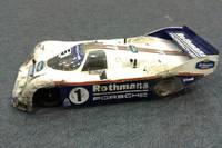 Porsche 962C Turbo #TamiyaF103GT-RK2 (Tamyia) - Racing Sports Cars