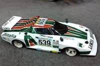 Lancia Stratos HF Turbo #Corally10SLCZ-16W (Corally) - Team Corally CZ