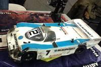 Porsche 962C Turbo #Corally10SLCZ-09 (Corally) - Team Corally CZ