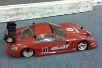 Ferrari 599XX Evo #Corally10SLCZ-16W (Corally) - Team Corally CZ