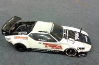 De Tomaso Pantera #XrayX10T09-TR1 (Xray) - Tora Team Šenov