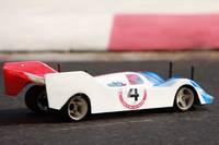 Porsche 917 #XrayX10L15-OK1 (Xray) - Miloš Kohoutek