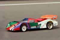 Toyota GT-One #TamiyaF103GT-PN1 (Tamyia) - RC MCC Brno