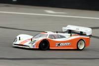 Porsche 911 GT1-98 #XrayX10L-MJurc1 (Xray) - RC MCC Brno