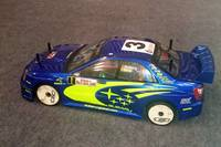 Subaru Impreza (SpecR) - Tora Team Šenov
