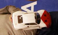 Porsche 911 GT1-96 #XrayX10L-VBuk1 - Mikrus