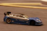 Ferrari 599X #Serpent-PCh1 (Serpent) - Tora Team Šenov