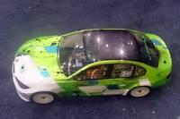 BMW M3 #SchumacherMI3 (Schumacher)