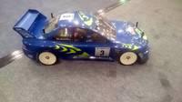 Subaru Impreza WRC 98 #XrayT3 (Xray) - RC Valašské Meziříčí
