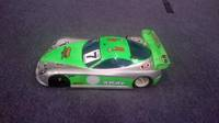 Alfa Romeo 8C #XrayX10L-JHR1 (Xray) - Georgi old Car