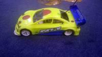 Chevrolet Cruze #XrayX10-RSt1 (Xray) - 2WD Team Vsetín