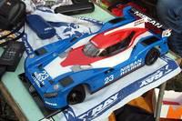 Nissan GT-R LM Nismo #XrayX10L-PSu1 (Xray) - Veteran RC Car Ostrava