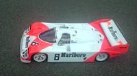 Porsche 962C Turbo #XrayX10L-JC1 (Xray) - Joest Racing VM