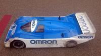 Porsche 962C Turbo #Corally10SLCZ-XX (Corally) - MatiášekAleš
