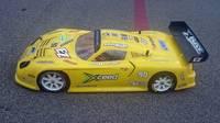 Porsche 911 GT1 #XrayX10L-MSpr1 (Xray) - WEC HK