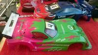 Panoz GTR 1 #KBREVO2 (KBR) - K.B.R. Racing Team