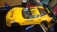Chevrolet Corvette C6R #XrayX10L-00210254 (Xray) - Libor Korotwitschka