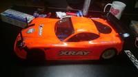 Alfa Romeo 8C #XrayX10L-JKup1 (Xray) - Kupský
