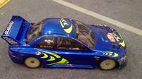 Subaru Impreza WRX - RC Team Rychvald