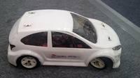 Ford Fiesta #LCRacing (LC Racing) - Pilár Havířov