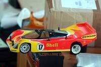 Porsche 962C Turbo #Corally10SLCZ-16W (Corally) - Team Corally CZ