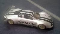 Mercedes-Benz CLK LM #XrayX10L-PZV1 (Xray) - RORO