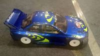 Chevrolet Camaro #SerpentS411 (Xray) - RC Team Rychvald