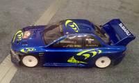 Subaru Impreza WRX #SerpentEryx (Serpent) - RC Team Rychvald