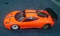Ferrari 458 Italia #4WD (Kosik) - RCC Karviná