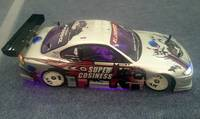 Nissan Skyline R34 #TeamAssociated6 (Asso) - MKS Gwarek