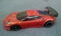 Ferrari F430 #XRayX10L-PR1 (Xray) - 2WD Team Vsetín