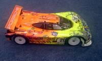 Porsche 911GT1-98 #3Racing (3Racing) - 2WD Team Vsetín