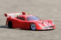 Alfa Romeo 8C #XrayX10L-00210254 (Xray) - Libor Korotwitschka
