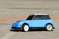 Mini Cooper #LCRacing (LC Racing) - FOX
