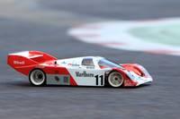 Porsche 962C Turbo #XrayX10L-16-551244 (Xray) - Veteran RC Car Ostrava