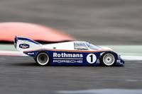 Porsche 962C Turbo #Corally10SLCZ-17 (Corally) - Racing Sports Cars