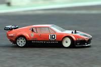 De Tomaso Pantera #Cendelin01 (Cendelin) - Team Corally CZ