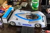 Mazda MXR-01 #Corally10SLCZ-16W (Corally) - Team Corally CZ