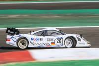 Porsche 911 GT1-98 #XrayX10L (Xray) - RC MCC Brno