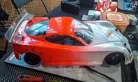 Alfa Romeo 8C (Xray) - HC Racing
