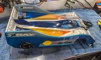 Lola T530 (Xray) - Karel Novosad