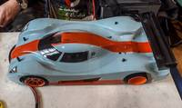 Toyota GT-One (Xray) - RC Team Vysoké Mýto