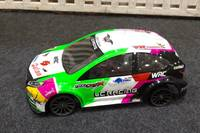 Ford Fiesta #LCRacing (LC Racing)