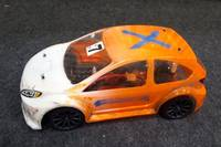 Ford Fiesta #LCRacing (LC Racing) - RC MCC Brno