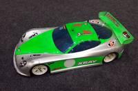 Alfa Romeo 8C #XrayX10L (Xray) - Georgi old Car