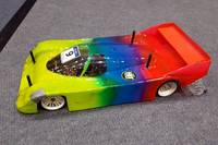 Porsche 962C Turbo #XrayX10L (Xray) - RC MCC Brno