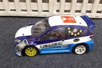 Ford Fiesta #LCRacing (LC Racing) - MKS Gwarek