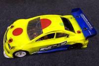 Chevrolet Cruze #Xray (Xray) - 2WD Team Vsetín